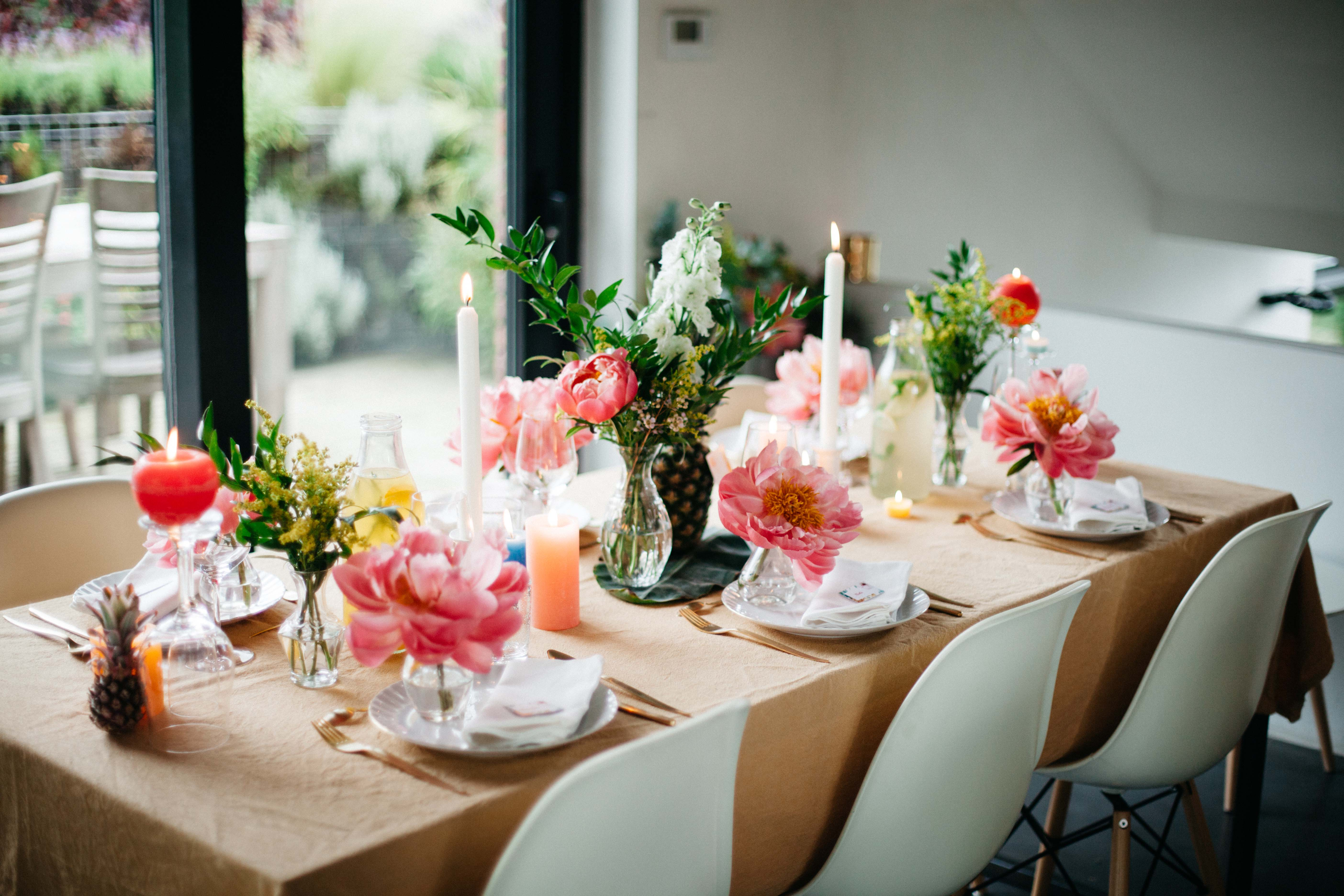 mon bbq sunset party les recettes la jolie table les invitations fouettmagic. Black Bedroom Furniture Sets. Home Design Ideas